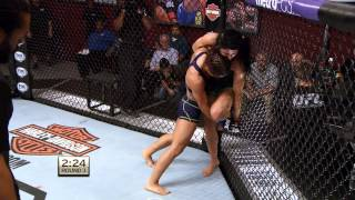 The Ultimate Fighter Episode 1 Fight: Markos vs. Torres
