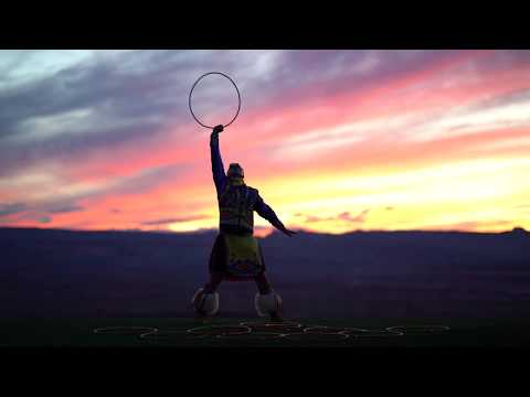 Native Hoop Dancers From Around The Country Unite to Heal the World