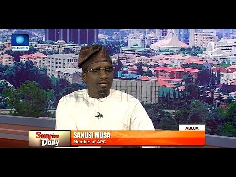 Re-election Bid: Nigerians Ought To Thank Buhari For His Sacrifice - APC Member |Sunrise Daily|