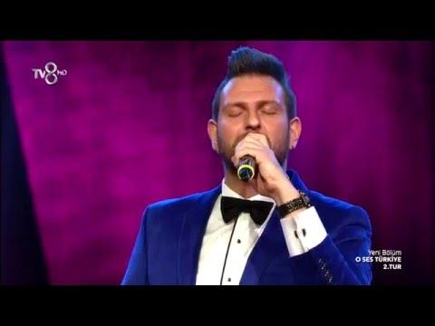 Şafak Yaşar   Karaağaç   O Ses Türkiye 2 Tur Performansı