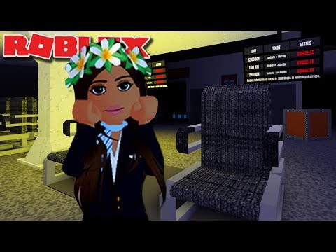 ANGRY PASSENGER IN THE NEW AIRPORT MAP | Flee the Facility