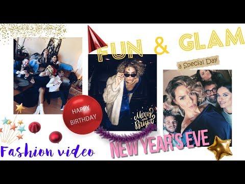 Fashion video No2 - NEW YEARS EVE #funandglam