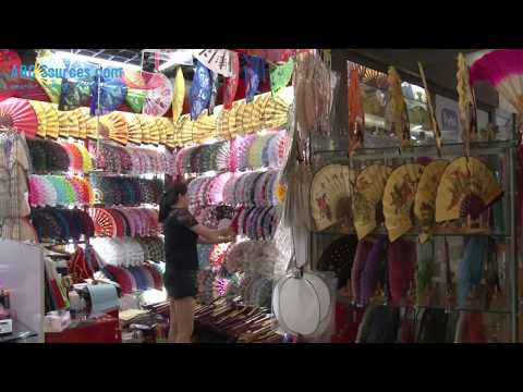 yiwu market district 4 video guide