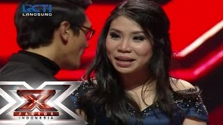 BOTTOM TWO RESULT - Gala Show 07 - X Factor Indonesia 2015