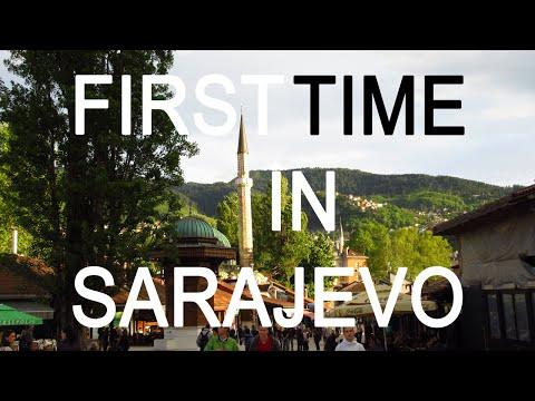 FIRST TIME IN SARAJEVO | Vlog