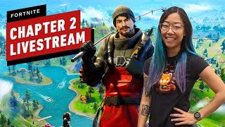 Fortnite Chapter 2 is Here! Let's See What's New - IGN Plays Live