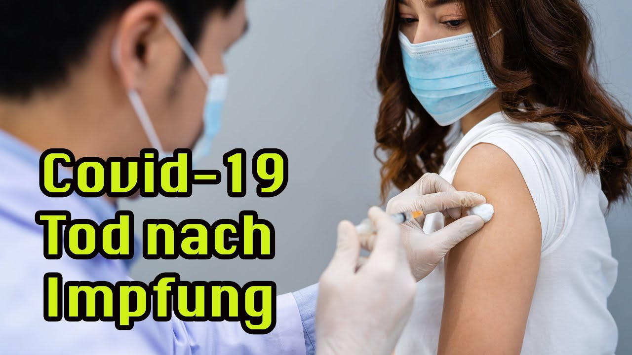 2.707 Menschen nach Impfung an Covid-19 gestorben, 6.221 Geimpfte mussten ins Krankenhaus