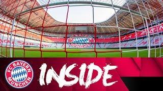 Willkommen Dahoam - Die neue Allianz Arena | Inside FC Bayern