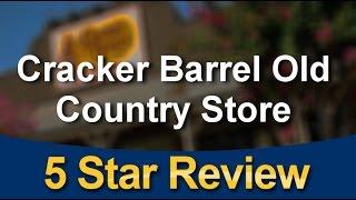 Cracker Barrel - Murfreesboro, Tn Review - 5 Star Review
