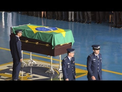 Veja as imagens da homenagem ao ex-presidente João Goulart