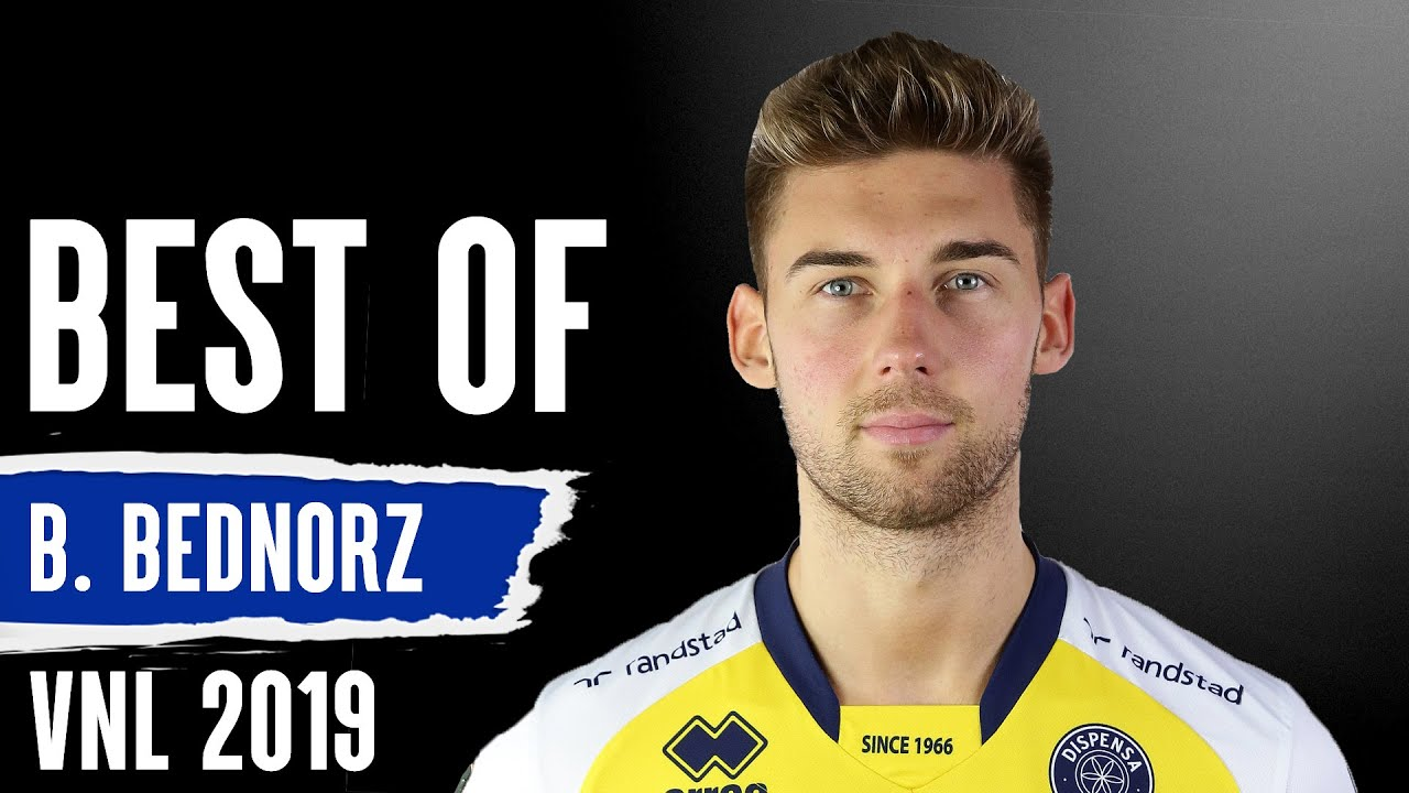 Bartosz Bednorz - Best Outside Spiker VNL 2019