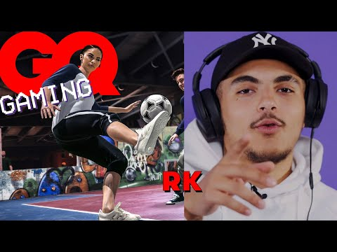 Youtube: RK juge 6 succès du gaming | FIFA, Call of Duty, Uncharted… | GQ