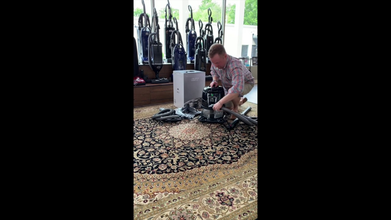 Hyla Est Vacuum Cleaner Review And Demo