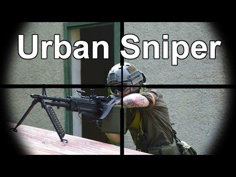 Airsoft Sniper Gameplay - Scope Cam - Urban Sniper 2
