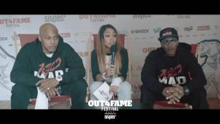 Out4Fame Festival 2016 - ONYX Interview