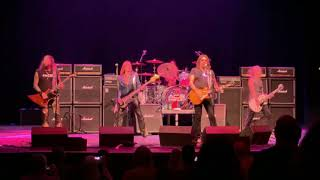 Ace Frehley Mission to Mars Live in Greensburg,Pa 2018
