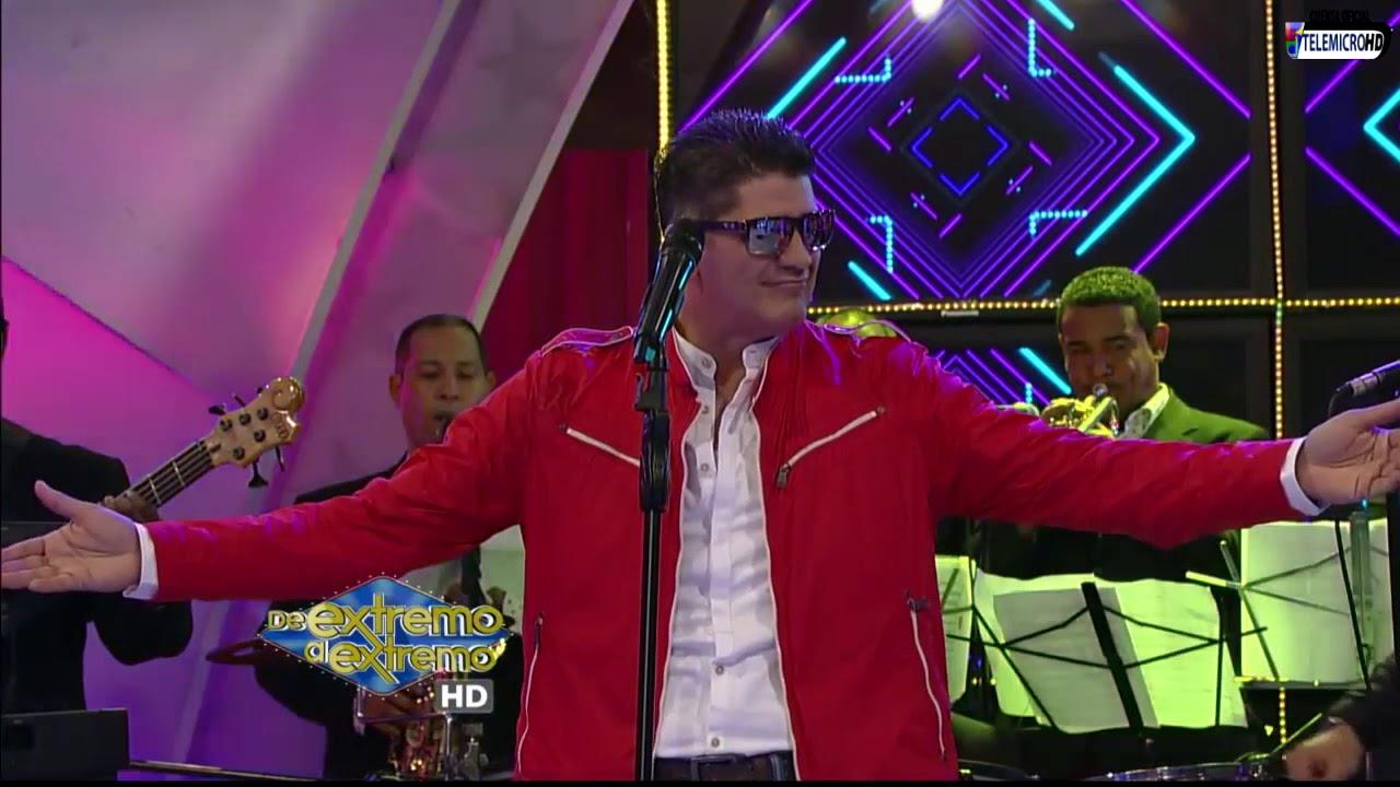 Eddy Herrera - Si Tu Amor No Vuelve - Live
