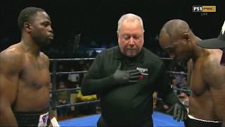 Yordenis Ugas vs Mike Dallas Jr Full Highlights