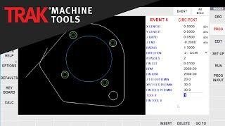 DXF Files   ProtoTRAK RMX CNC   Mill Programming