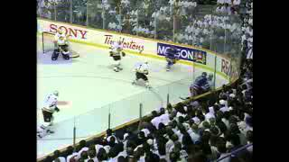 ESPN National Hockey Night Game 6 1994 Stanley Cup Final NY @ VAN