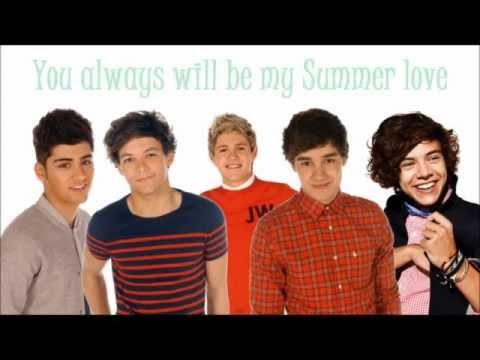 Summer Love - One Direction KARAOKE