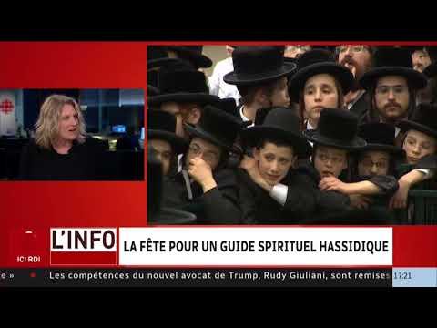 Juifs hassidiques à Montréal