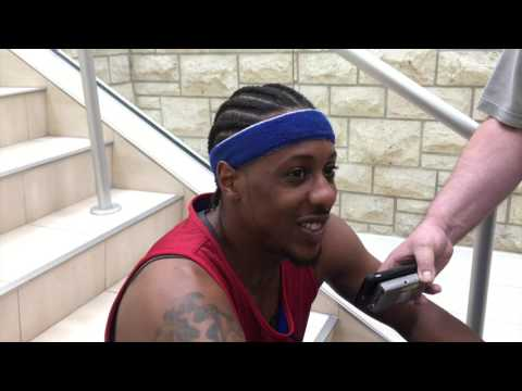 Mario Chalmers excited about KU