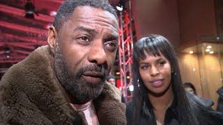 Idris Elba - no wedding date yet thumbnail