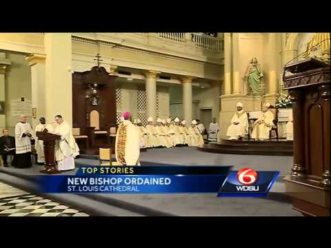 New Orleans native Fernand Cheri ordained at St. Louis Cathedral
