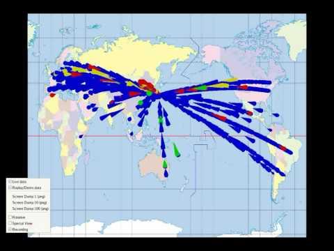 世界 地図 簡略 化