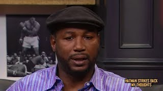 LENNOX LEWIS DENIES VITALI KLITSCHKO REMATCH IS HAPPENING!!!