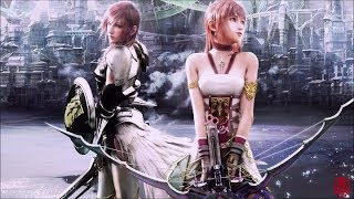 Final Fantasy XIII-2 (Xbox One X) Backwards Compatibility Gameplay [1080p HD]