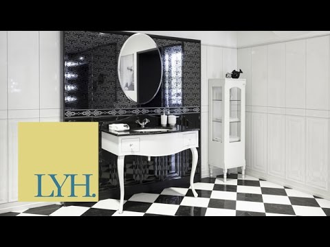 Top 10 Tips For Styling A Monochrome Bathroom | Real Home Lookbook S5E3/8