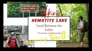 Hiking Hematite Lake Trail LBL