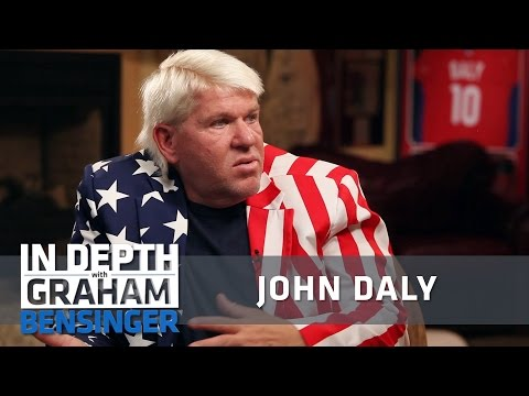 John Daly: Dad put a gun to my eye, nearly killed me