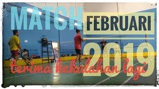 Pertandingan Badminton Ganda Putra #2