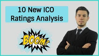 ICO Millionaire For 2018 | 10 NEW ICO Ratings Top March
