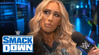 Billie Kay sets her sights on becoming Carmella's sommelier: SmackDown Exclusive, March 19, 2021