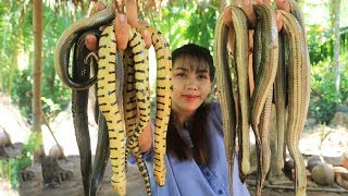 Yummy cooking snake soup recipe - Cooking skill