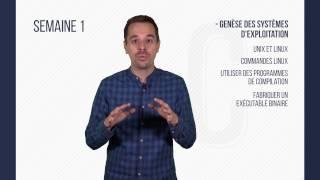 MOOC Programmer en C - Semaine 1 Introduction à Linux
