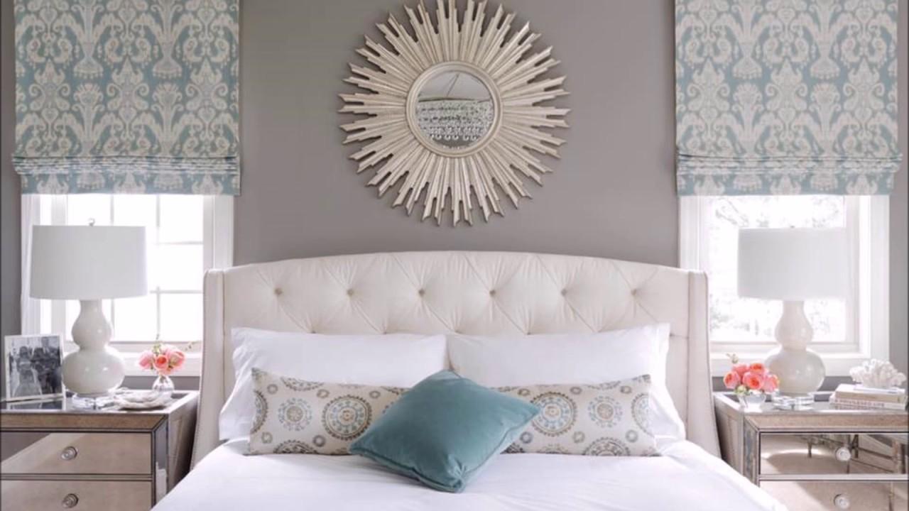 2019 Modern Yatak Odası Dekorasyonu - YouTube