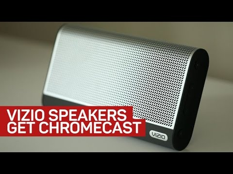 how to change speakers for chromecast