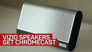 Vizio's 2017 speakers get Chromecast support