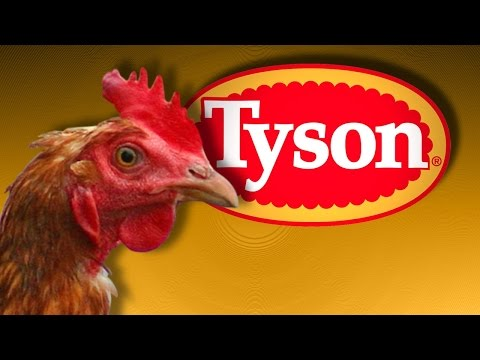 Tyson Foods Inc.Will No Longer Use Antibiotics