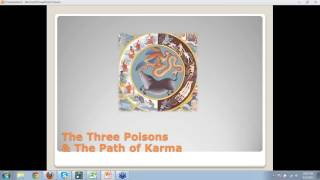 Karma and the Wheel of Life - Session 3