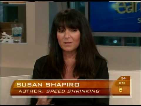 Susan Shapiro on The CBS Early Show Discussing Spe...