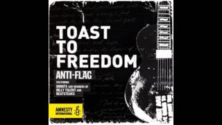 Anti Flag, Beatsteaks, Billy Talent & DONOTS - Toast to Freedom