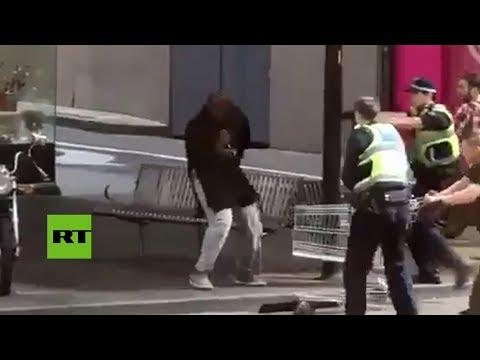 Califican de atentado ataque con cuchillo en Australia al hallar bombonas de gas en auto del agresor (IMÁGENES SENSIBLES)