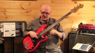 real bass lessons 18 jazz walking 3