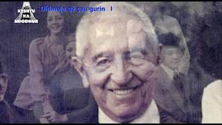 Hasan Dosti.  /  Historia e dhimbjes që çau gurin